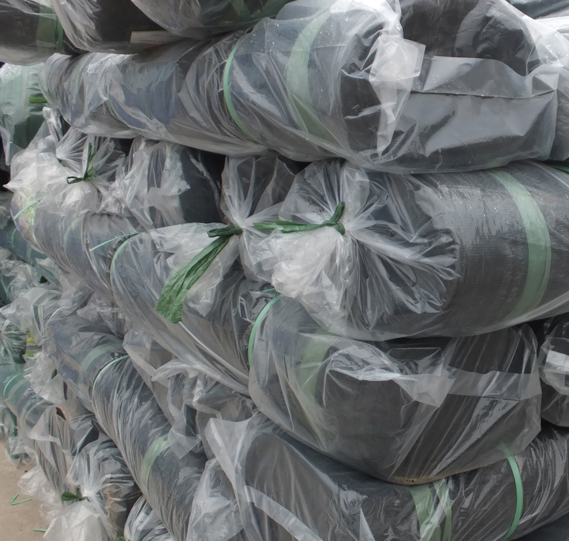 HDPE Flat Black color Shade net 60gsm