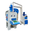 Surface Rust Removal Automatic Industrial Belt Sand Blaster