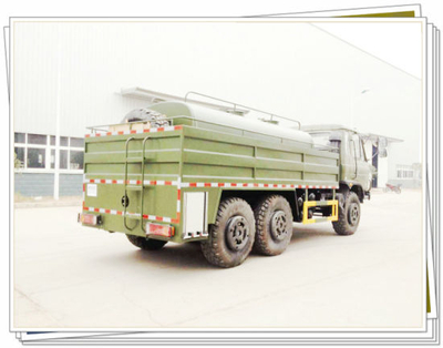 Dongfeng off Road 6*6 All Wheel Drive Water Truck 6000 ~10000litres