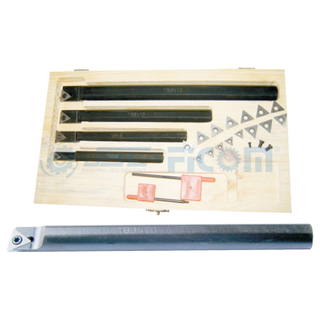 TBB Series Indexable Boring Bar Sets & Stubby Length Boring Bar Sets