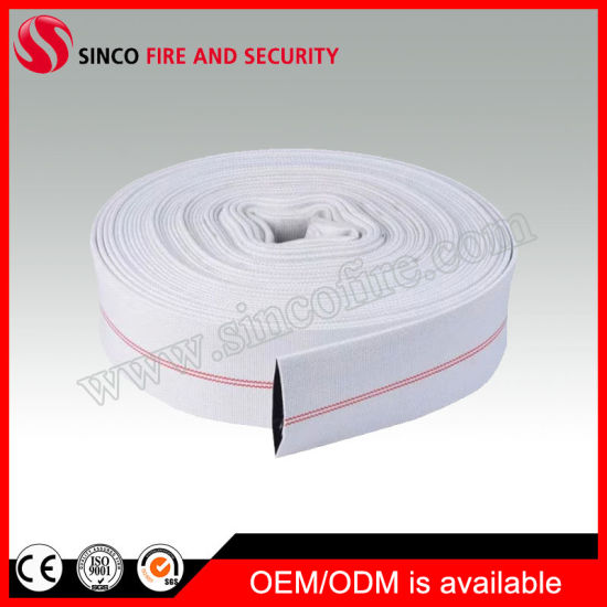 EPDM Rubber Lining Fire Fighting Hose Canvas Fire Hose Price