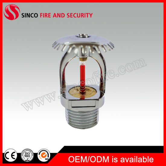 Quick Response Fire Fighting Sprinklers with Best Price