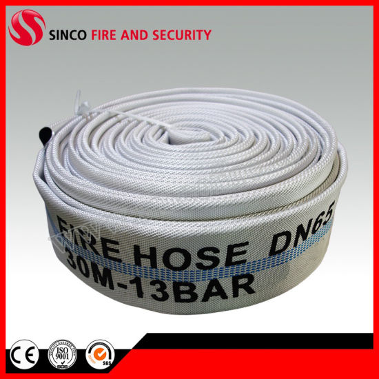 Canvas Fire Hose with GOST Fire Hose Coupling
