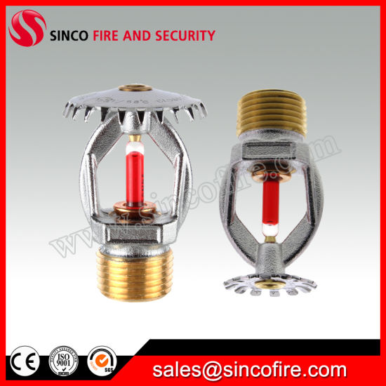 Residential Fire Sprinkler Made by Fire Sprinkler Companies