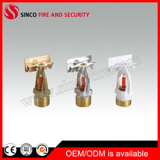 68 Celsius Degree Dn15 Sidewall Fire Sprinkler