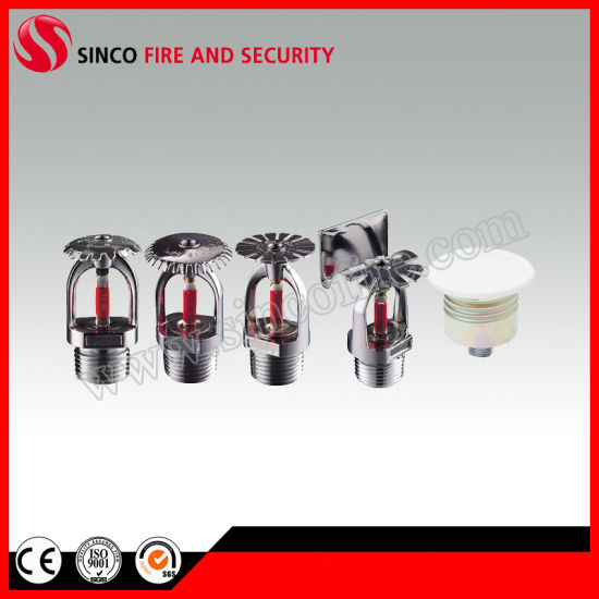 Fire Fighting Used Automatic Fire Sprinkler System