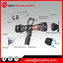 Pistol Grip Fire Nozzle for Fire Fighting