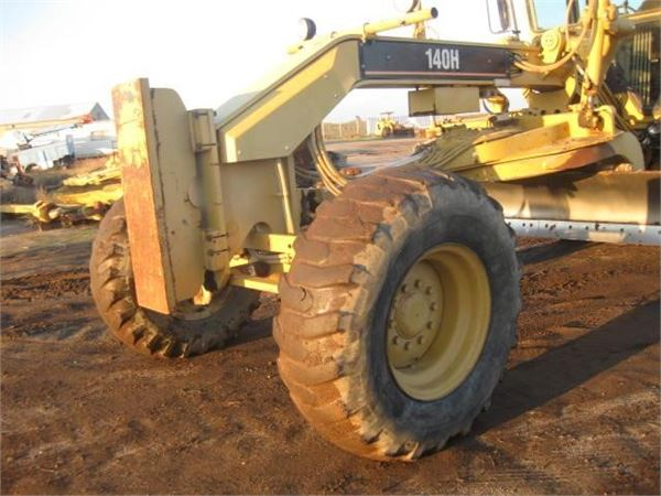 Used Motor Grader Caterpillar 140h From Shanghai East Focus Machinery Co., Ltd