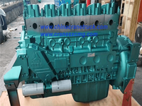 50-70T Truck Crane Engine WD615.338 (Half Assembly)