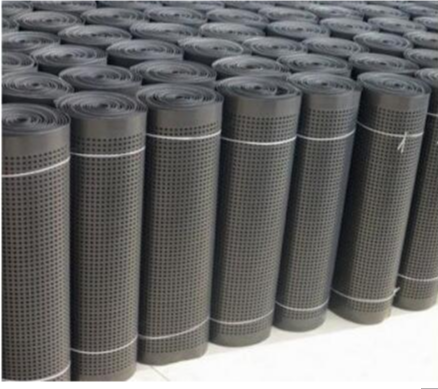 Composite Dimple HDPE Drainage Board with Non-Woven Geotextile