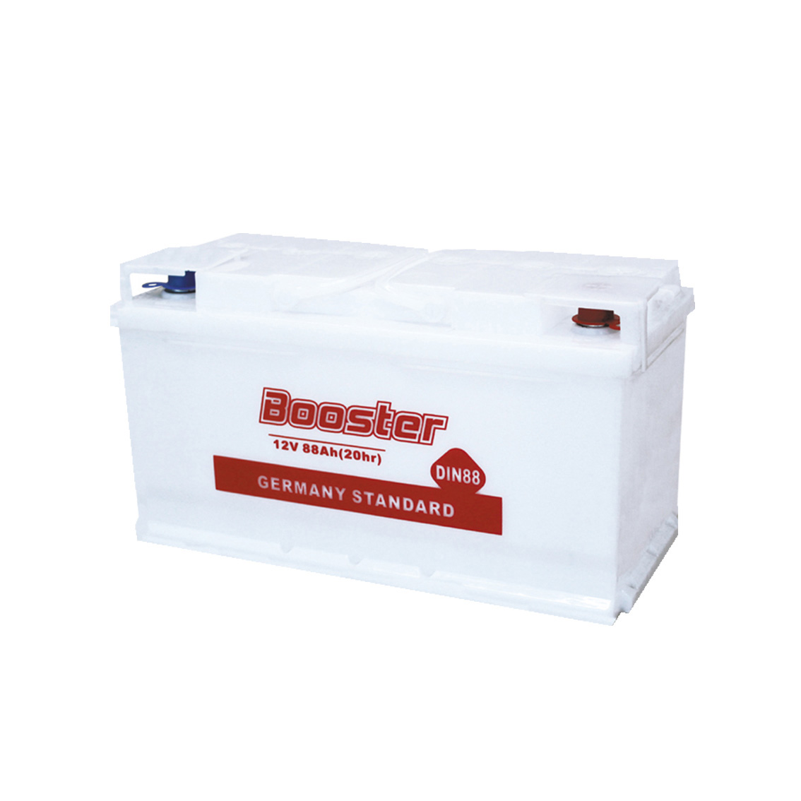 DIN88 12V 88Ah Dry-charged Battery