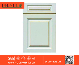 OEM Accessories Cabinet Kitchen Door Panel Frame Material Wood Grain Wood Color Doors