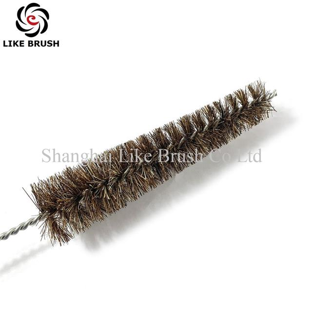 Tampico Fiber Tube Cleaning Brushes