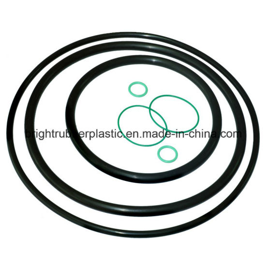Custom Molded Rubber O-Ring Part for Sale