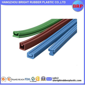Customzied Extrusion Rubber Parts for Sealing/Car Parts/Door Sealing