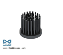 GooLED-LUM-3530 Pin Fin Heat Sink Φ35mm for LumiLEDs