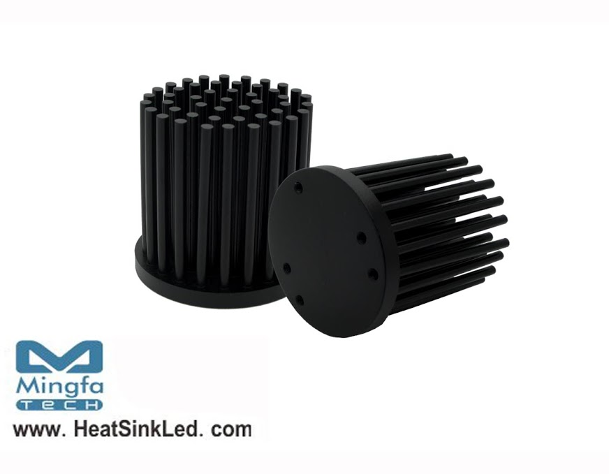 GooLED-4850 Modular Passive LED Pin Fin Heat Sink Φ48mm