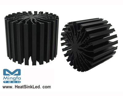 EtraLED-SAM-9680 Samsung Modular Passive Star LED Heat Sink Φ96mm