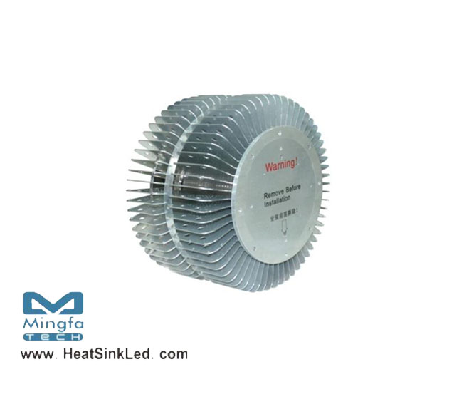 HibayLED-SHA-230130 Sharp Modular vacuum phase-transition LED Heat Sink (Passive) Φ230mm
