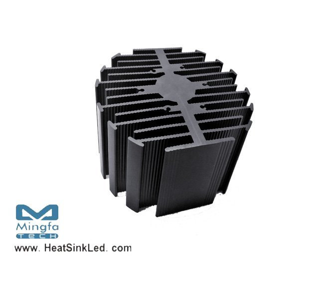 eLED-BRI-7080 Bridgelux Modular Passive Star LED Heat Sink Φ70mm