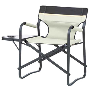 Folding Alu. Frame Director Lounge Chair