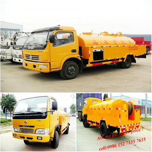 Dongfeng Mini High Pressure Cleaning Truck