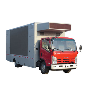 Isuzu Outdoor Mobile LED Display Promotion Truck