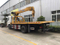 Dongfeng 8tons Wrecker Tow with 5tons Crane for Road Recovery Lifting Broken Cars