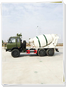 6X6 All Wheel Dive off Road Concrete Mixer Truck Factory Sale