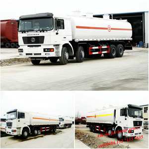 Shacman 40000 Liters Fuel Transportation Tanker Truck