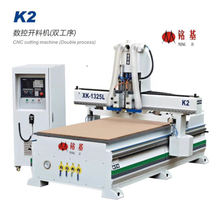 Foshan Mingji double heads woodworking cnc router machine