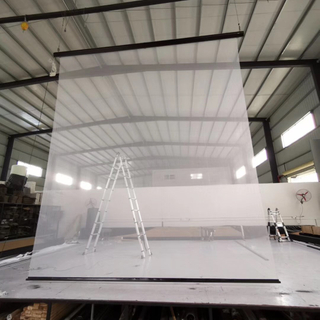 China holo gauze mesh screen creates 3D holographic magic image