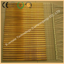 Heidelberg, Roland, KBA machine dedicated double-hole double-tube gold-plated infrared heating tube, gold-plated heating tube