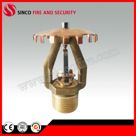 74 Degree K25 Upright Fusible Alloy Esfr Fire Sprinkler