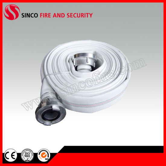 Fire Hose China with PVC/PU/EPDM Lining