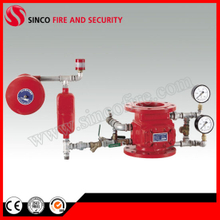 Wet Alarm Valve for Automatic Fire Fighting Sprinkler System