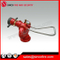 PS80 Flow Double Bend Fire Monitor for Fire Fighting