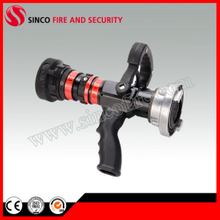 Selectable Gallonage Fire Nozzle