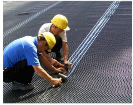 HDPE Composite Dimple Drainage Board for Waterproofing Work