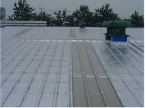 Self-Adhesive Bitumen Membrane with HDPE Top Surfaced