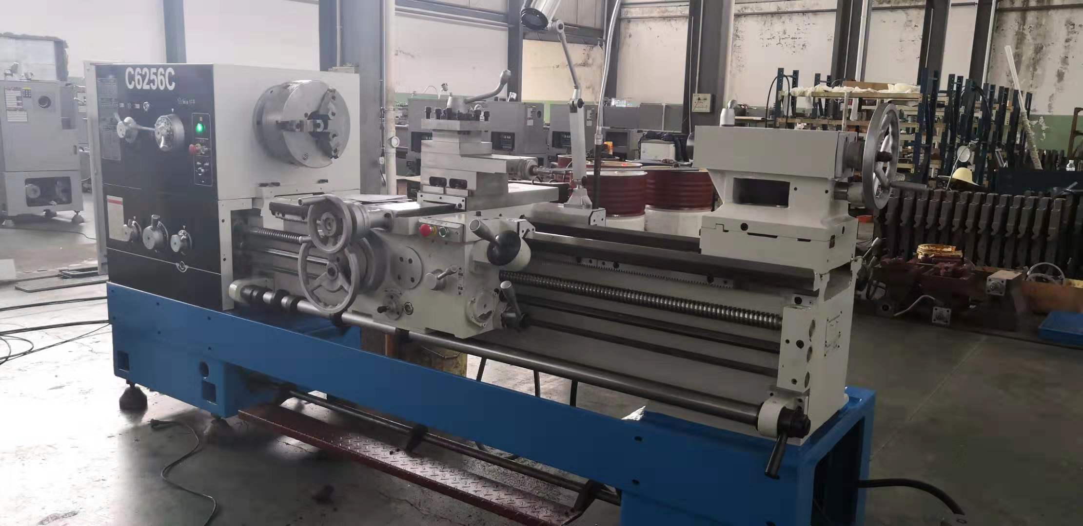 CONVENTIONAL LATHE C6256C BIG SPINDLE HOLE SERIES