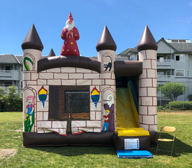 Harry Potter Inflatable Bouncy Jumping Combo For sale