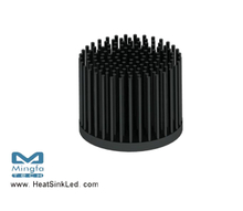 GooLED-CRE-8665 Pin Fin Heat Sink Φ86.5mm for Cree