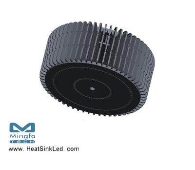 HibayLED-260110 Modular Fastening LED Heat Sinks Φ260mm