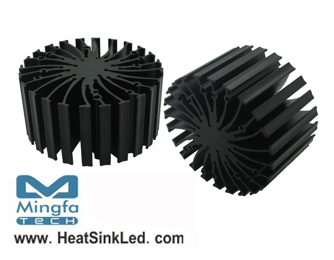 EtraLED-PHI-8550 for Philips Modular Passive Star LED Heat Sink Φ85mm