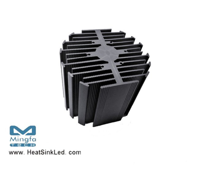 eLED-LUN-9580 Luminus Modular Passive Star LED Heat Sink Φ95mm