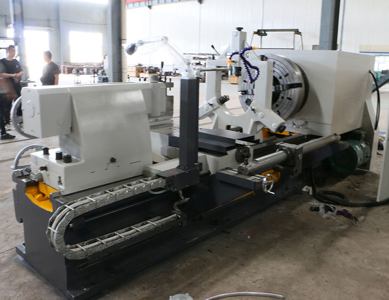 Pipe threading machine Q1322