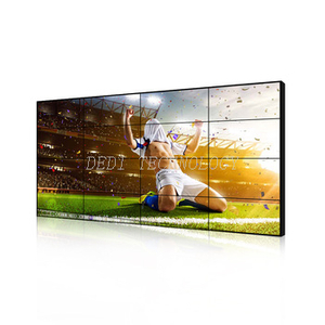 Narrow bezel cheap HD 4k high-quality LCD video wall design tv wall display