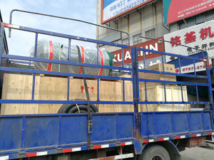 Foshan Mingji woodworking machines delivered to Australia