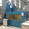 Automated LPG Cylinder Shot Blasting Machine